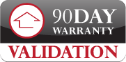 Validate you 90-Day Warranty Here