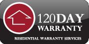 120-Day Warranty