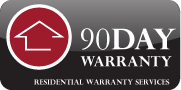 Free 90 Day Warranty given with every home inspection